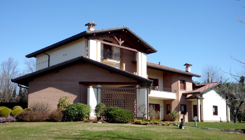 Architetto luisa ghilotti storie di case nuove e di una for Case moderne di campagna